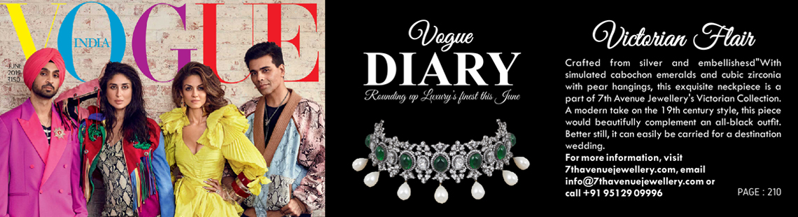 7th Avenue Jewellery | High-end Handcrafted Fashion Jewellery